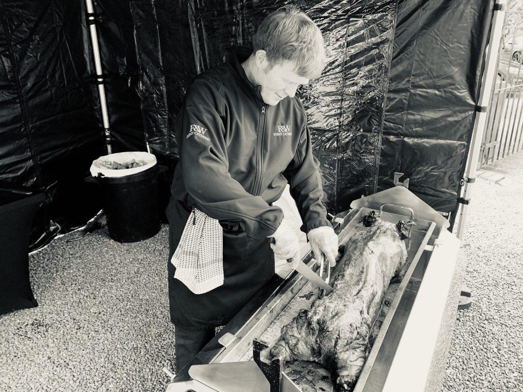 hog roast Carlisle