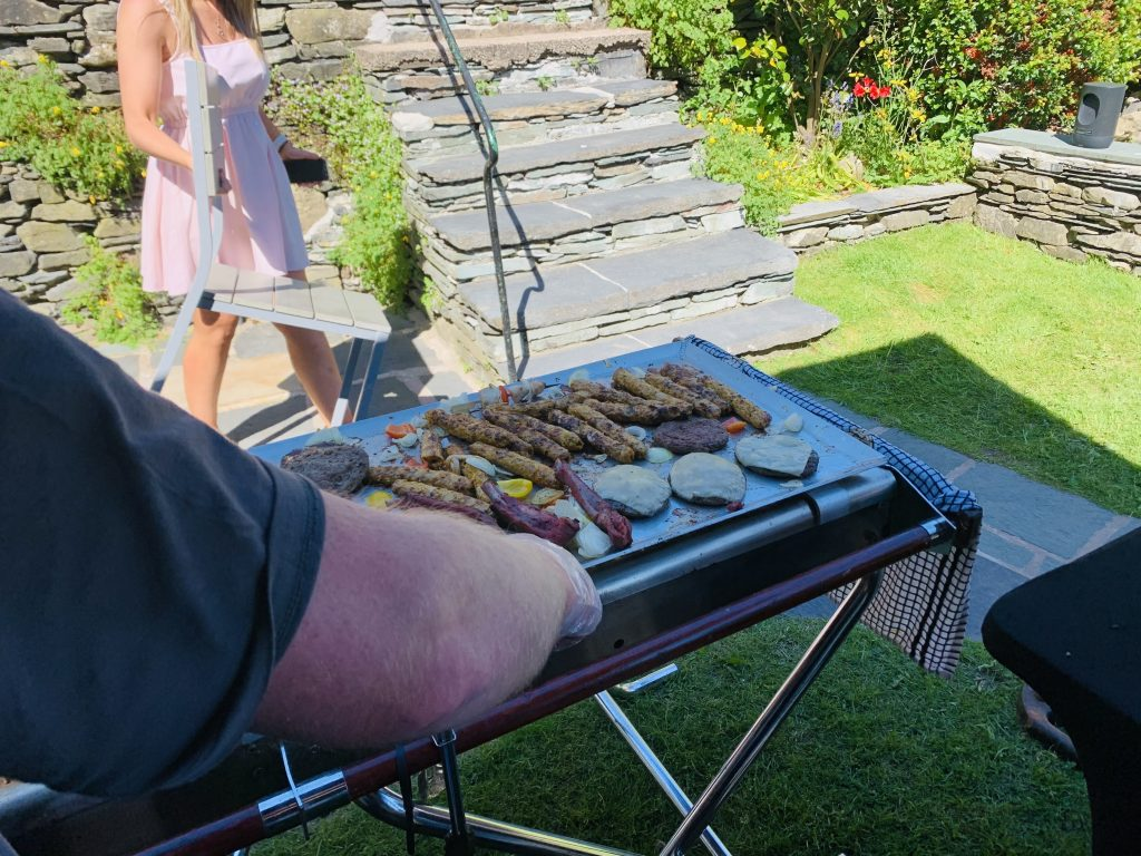 Barbecue Windermere