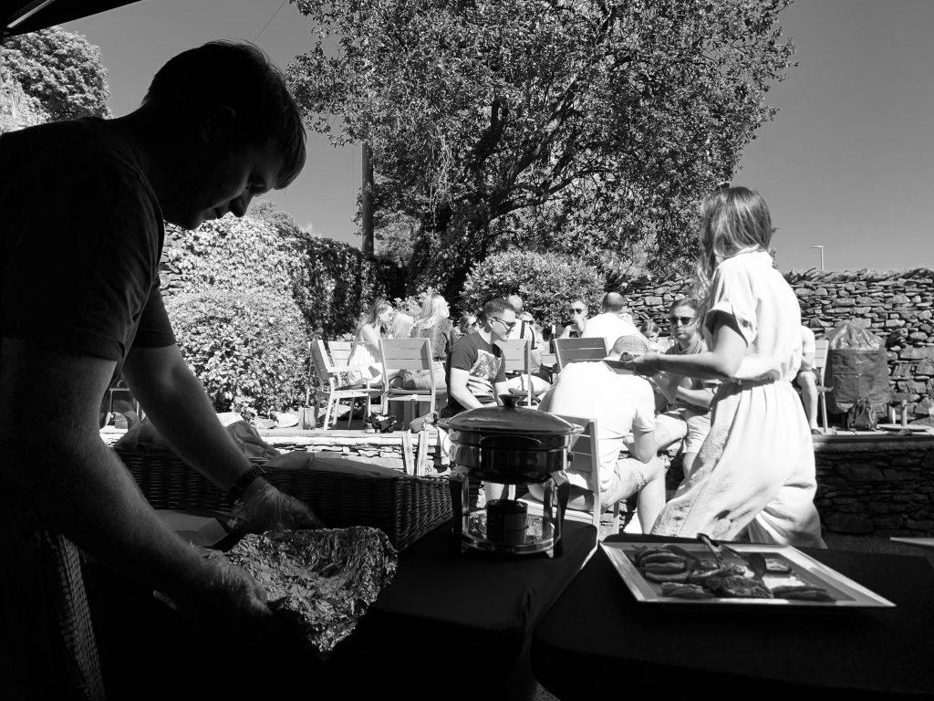 BBQ Windermere