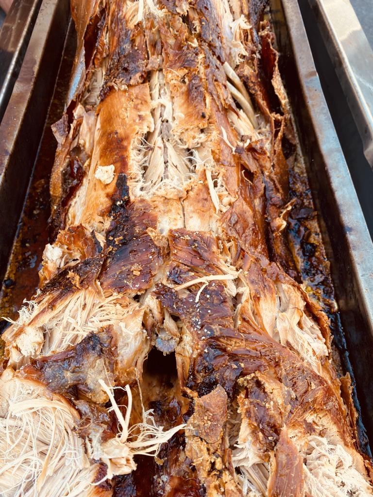 hog roast burnley