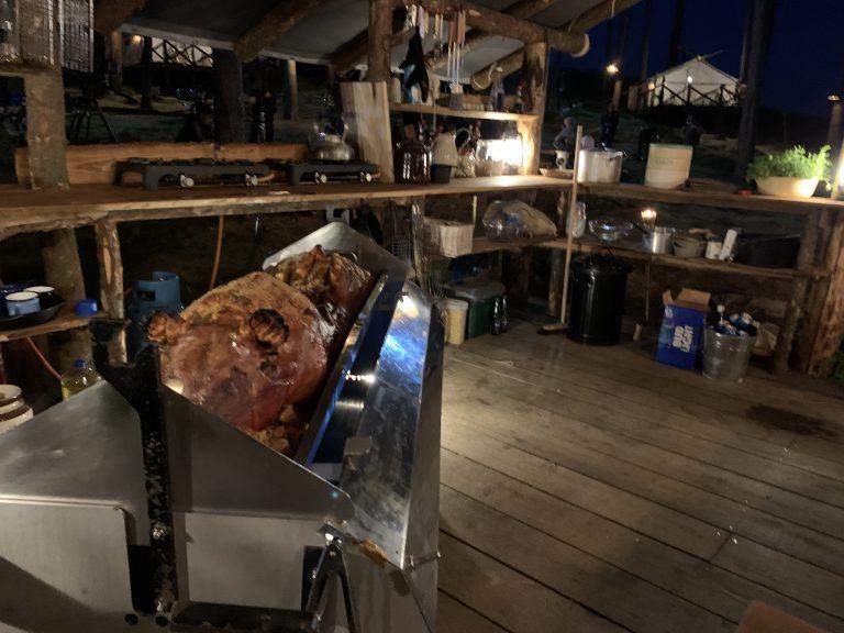 hog roast satterthwaite