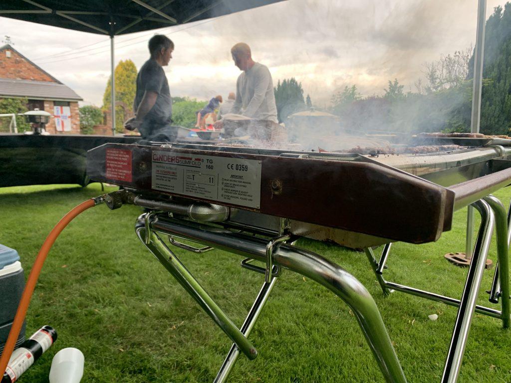 hog roast Woodford
