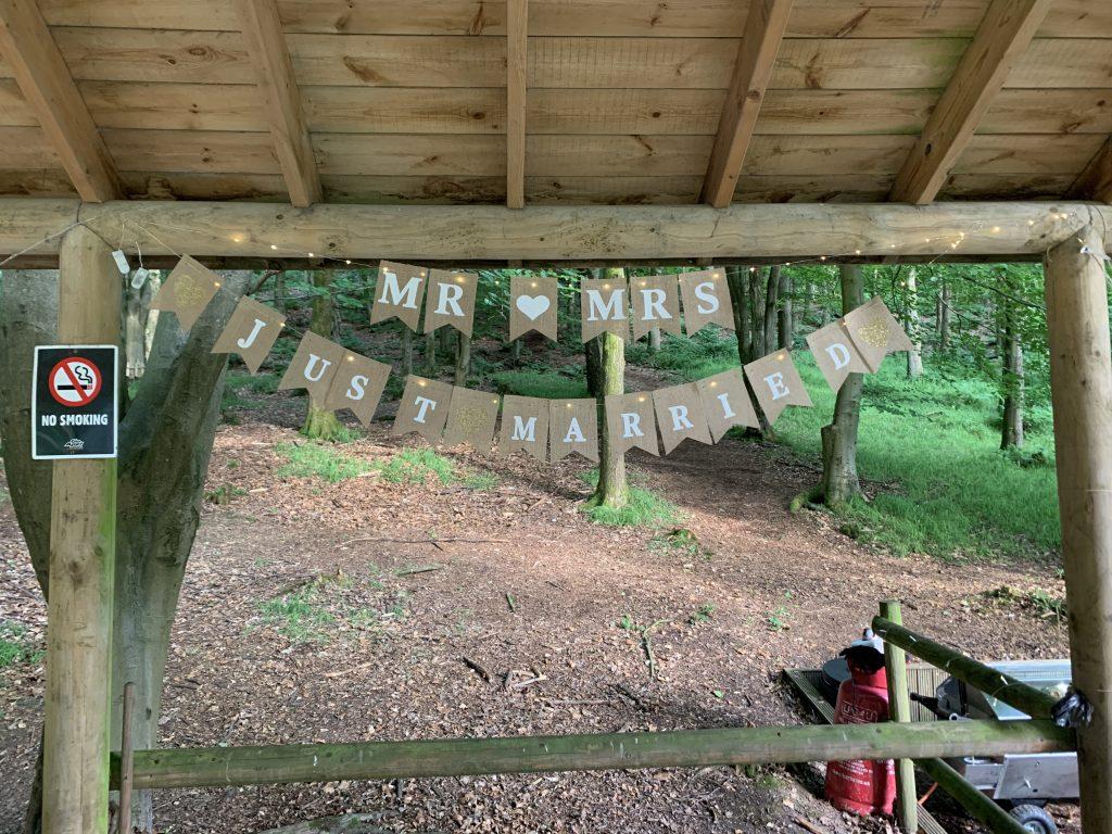 Hog Roast Dalby Forest